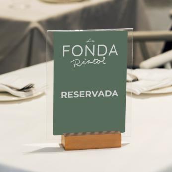 Reserves la Fonda Ristol